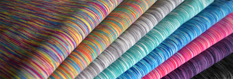 A new dimension in supplex lycra eclipse textiles for Lycra space fabric