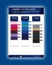 220gsm Cotton LYCRA® Colour Range