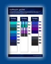 Supplex LYCRA Colour Range 2