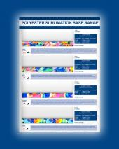 Sublimation Base Range 3