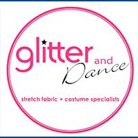 GLITTER AND DANCE logo