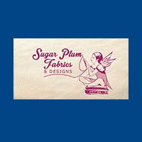SUGAR PLUM FABRICS & DESIGNS logo