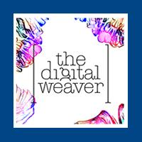 THE DIGITAL WEAVER (Printing) logo
